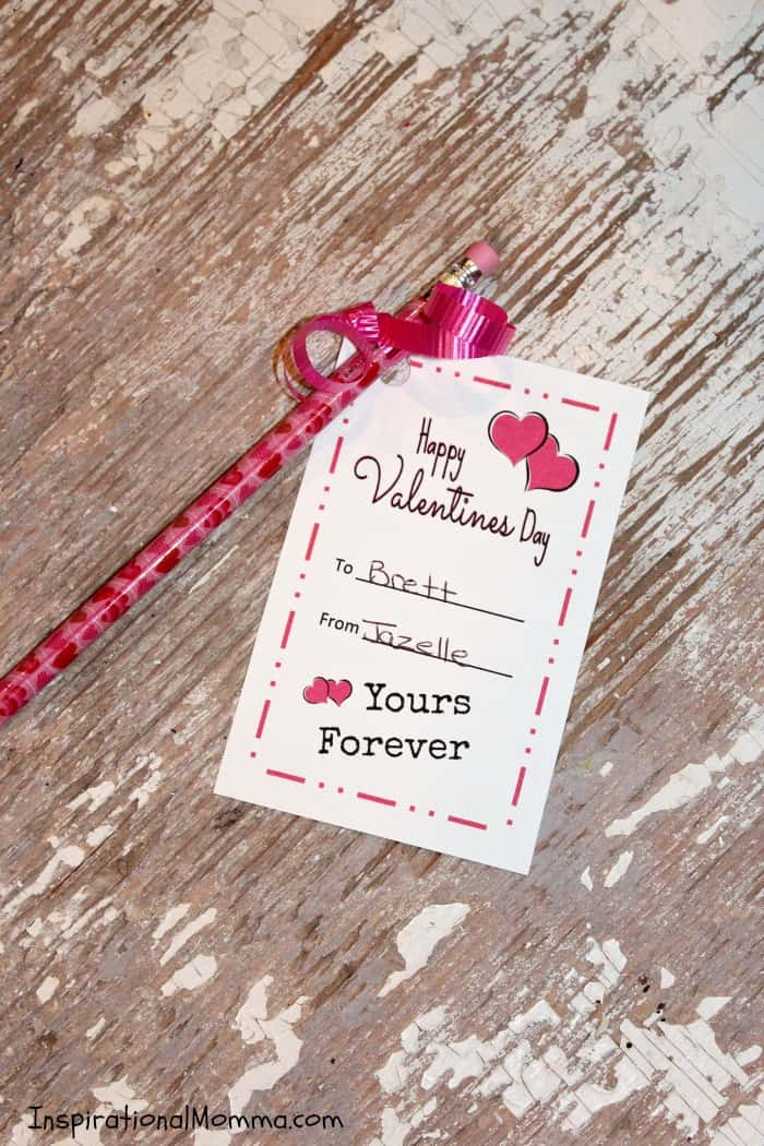 These Free Printable Valentines are so cute and affordable! With 8 different sayings, you are sure to find the perfect one for all of your sweethearts.