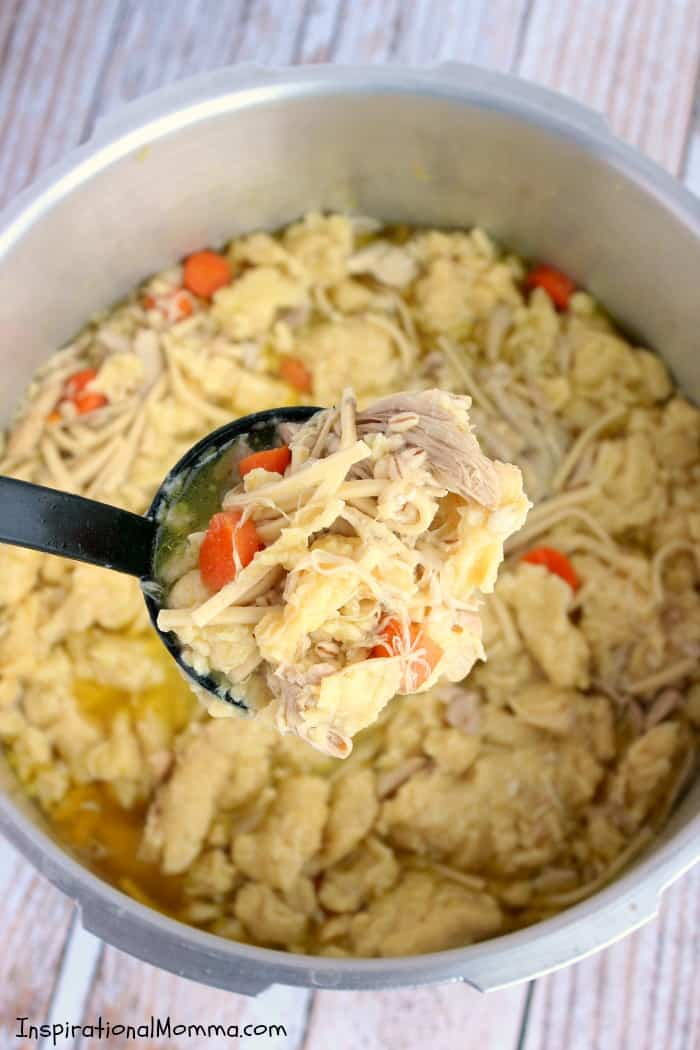This Homemade Chicken Dumpling Soup is healthy and delicious! It will warm your heart and satisfy your taste buds!