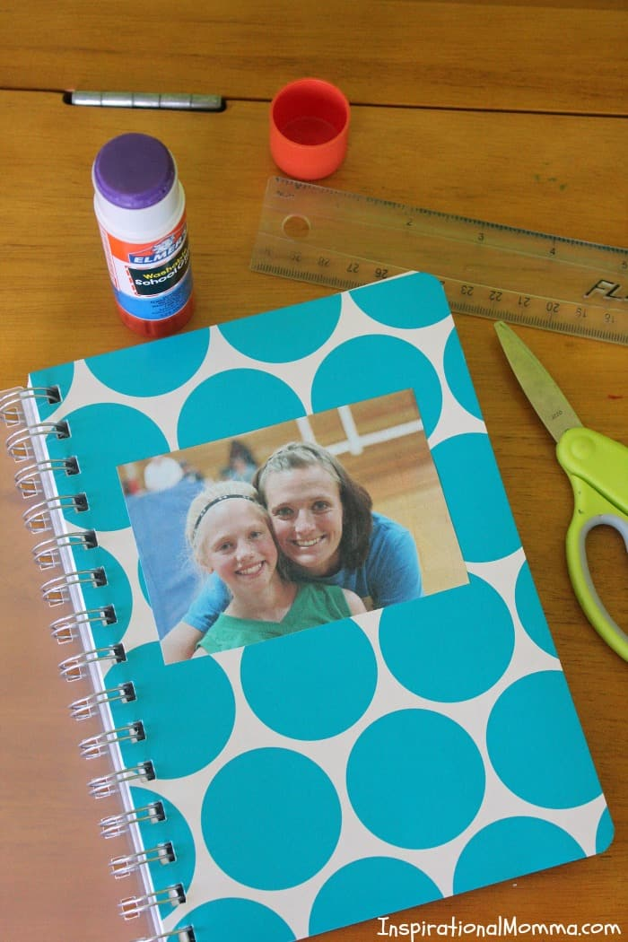This Mommy & Me Journal is the perfect keepsake to create! You can document those awesome moments while staying connected with your ever-changing child!