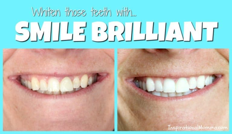 Easy Teeth Whitening System for Moms on a Budget