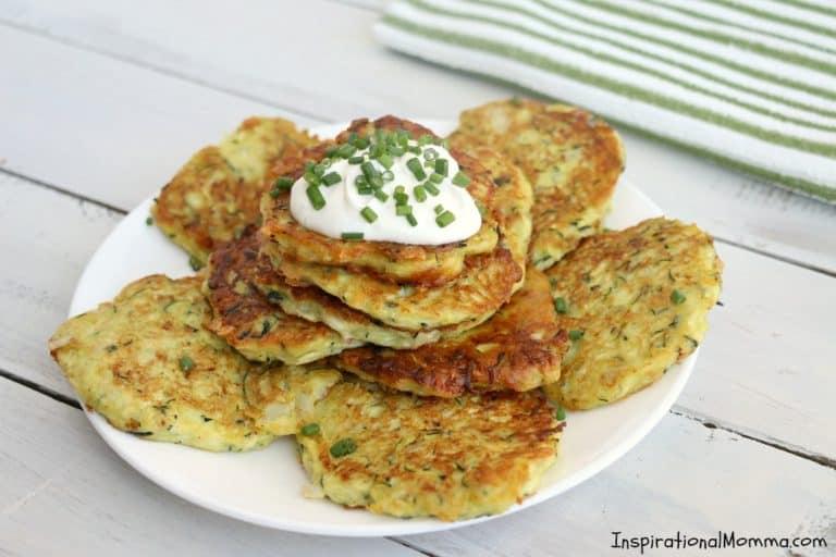 Low-Carb Zucchini Patties