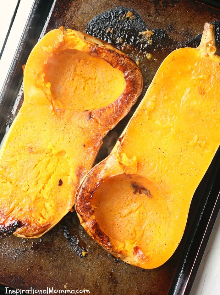 Roasted Brown Sugar Butternut Squash is a classic side dish and a perfect addition to any meal. The sensational flavors will have you making this again and again.