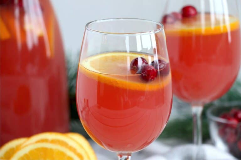 Easy Christmas Punch